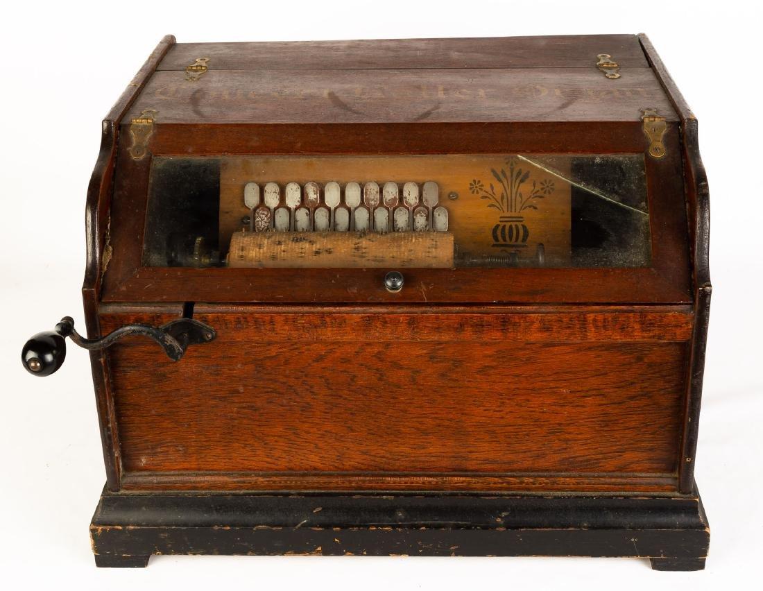 Cobb Concert Roller Organ