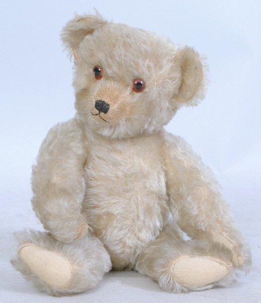1011: Mohair Teddy Bear