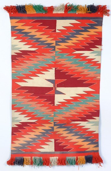 2007: Germantown Eyedazzler Blanket