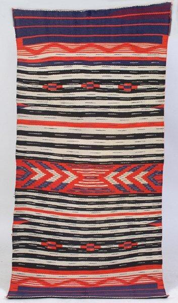2008: Child's Navajo Blanket