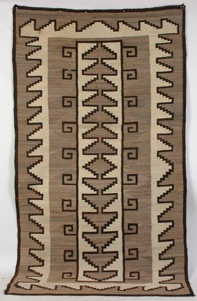 2009: Navajo Rug