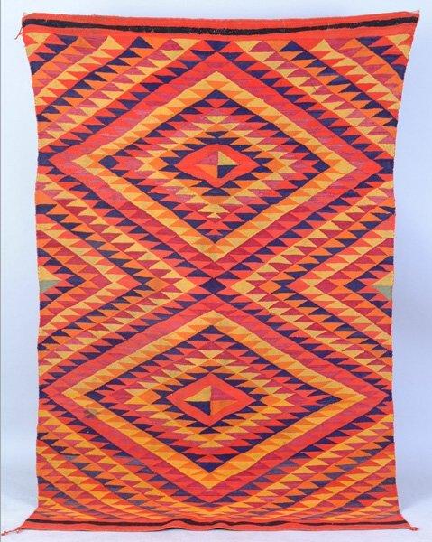 2010: Navajo Weaving