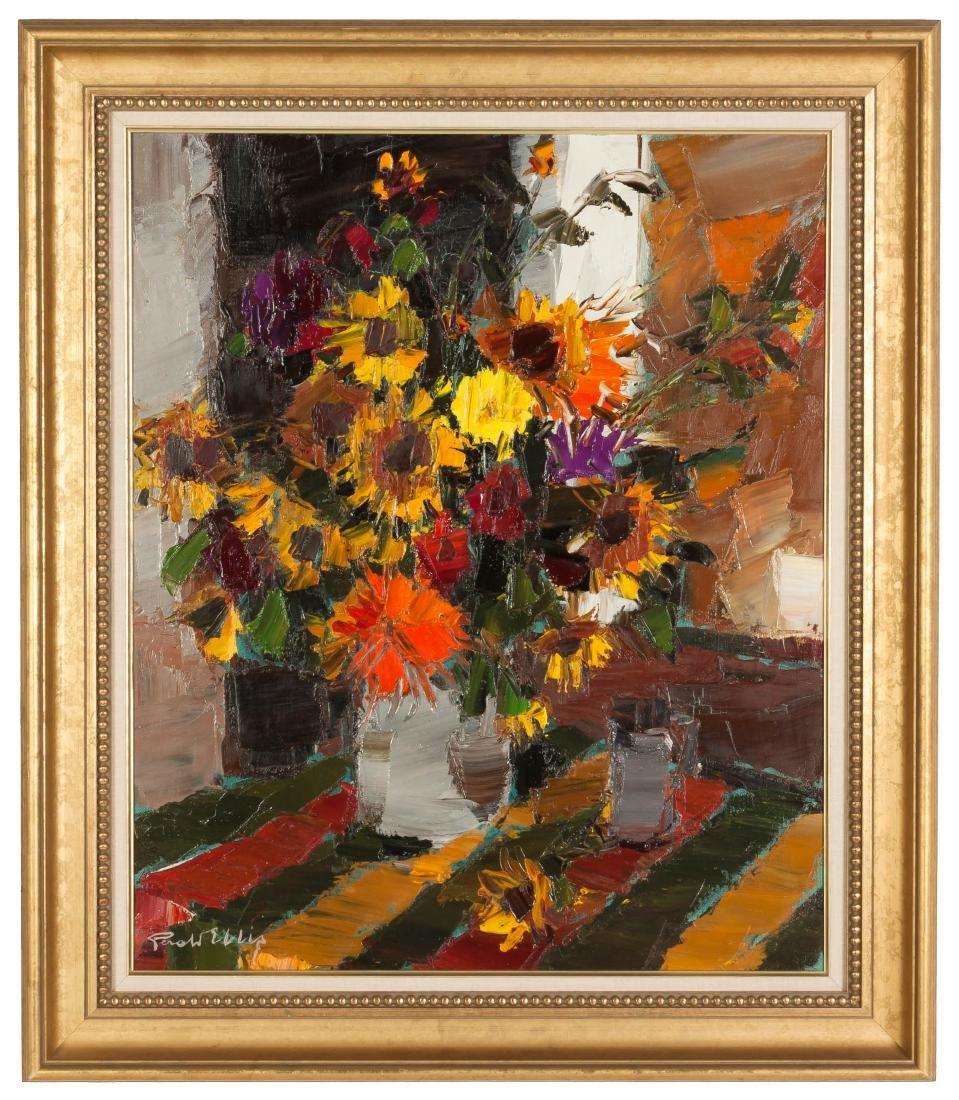 """Gerald Ellis (European, 1920-1998) """"Bouquet De Fleurs"""""""