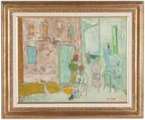 "Bernardino Toppi (Italian, b. 1933) ""Rue Sicilienne"""