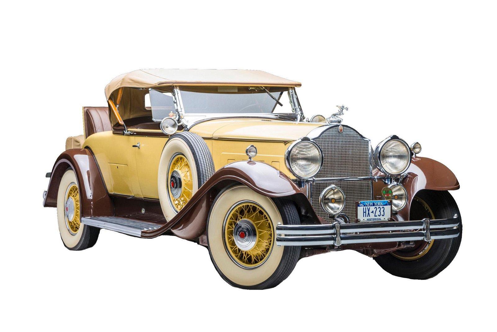 1931 Packard Model 840