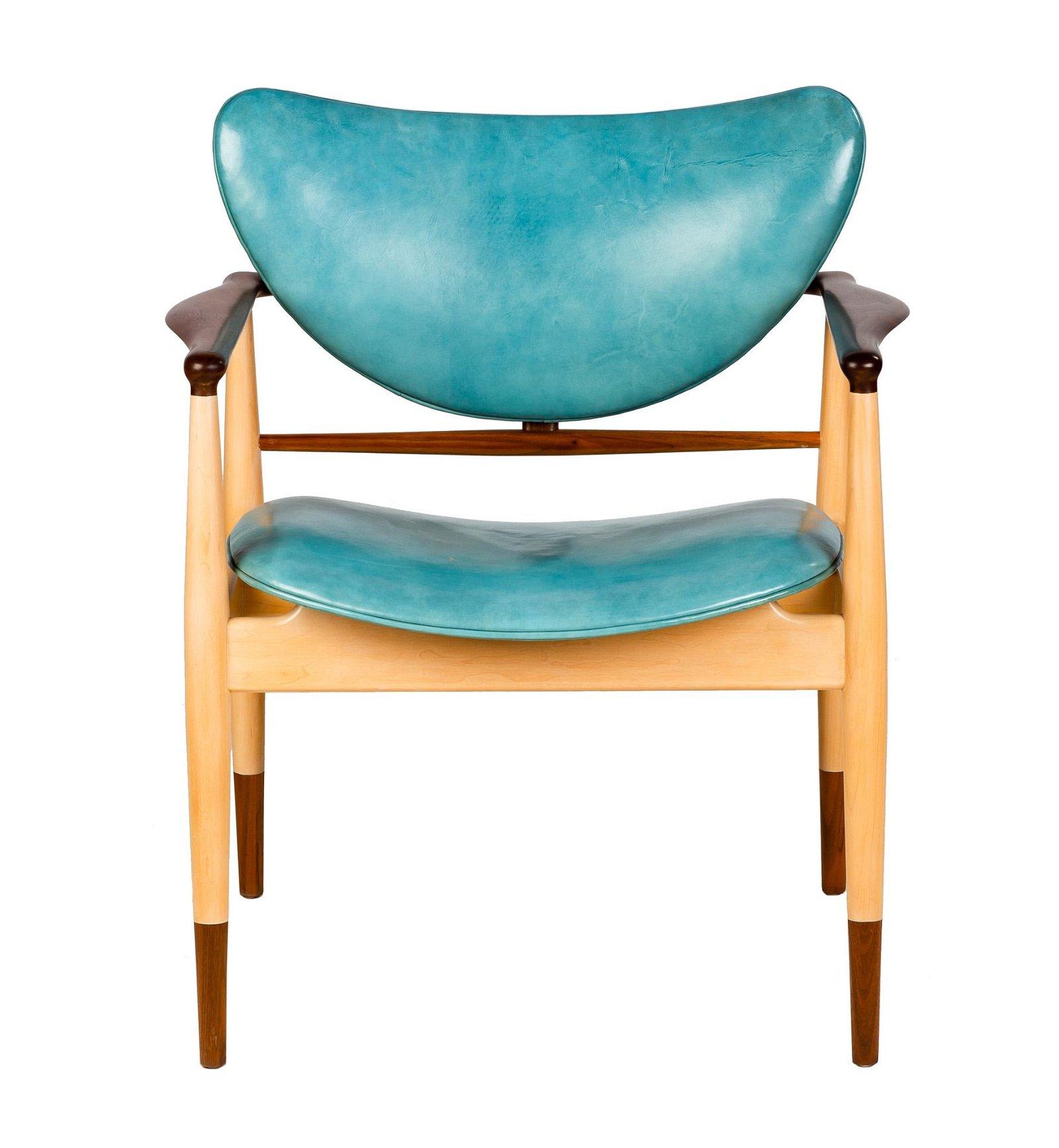 Finn Juhl (Danish, 1912-1989) Chair 48 Series