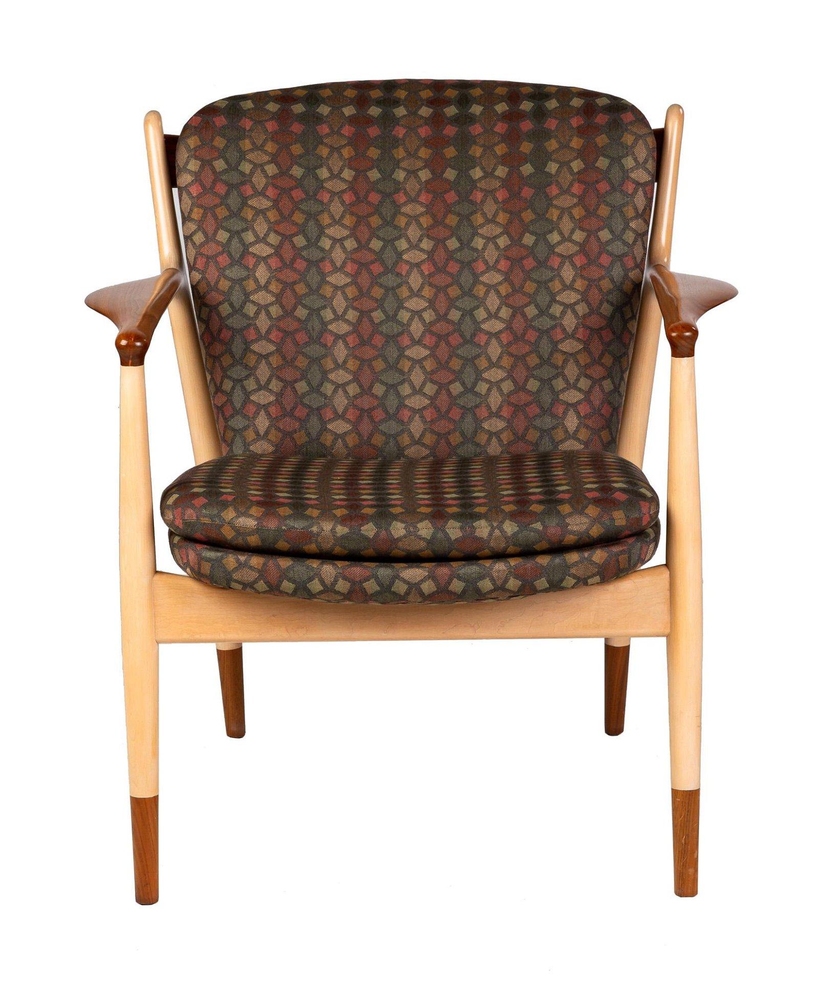 Finn Juhl Open Arm Chair