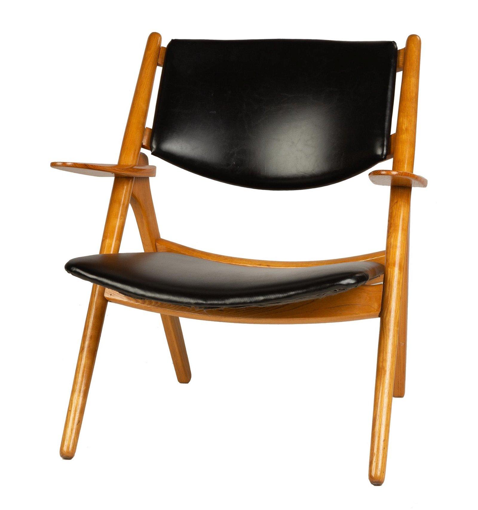 Hans J. Wegner (Danish, 1914-2007) The Sawback Chair