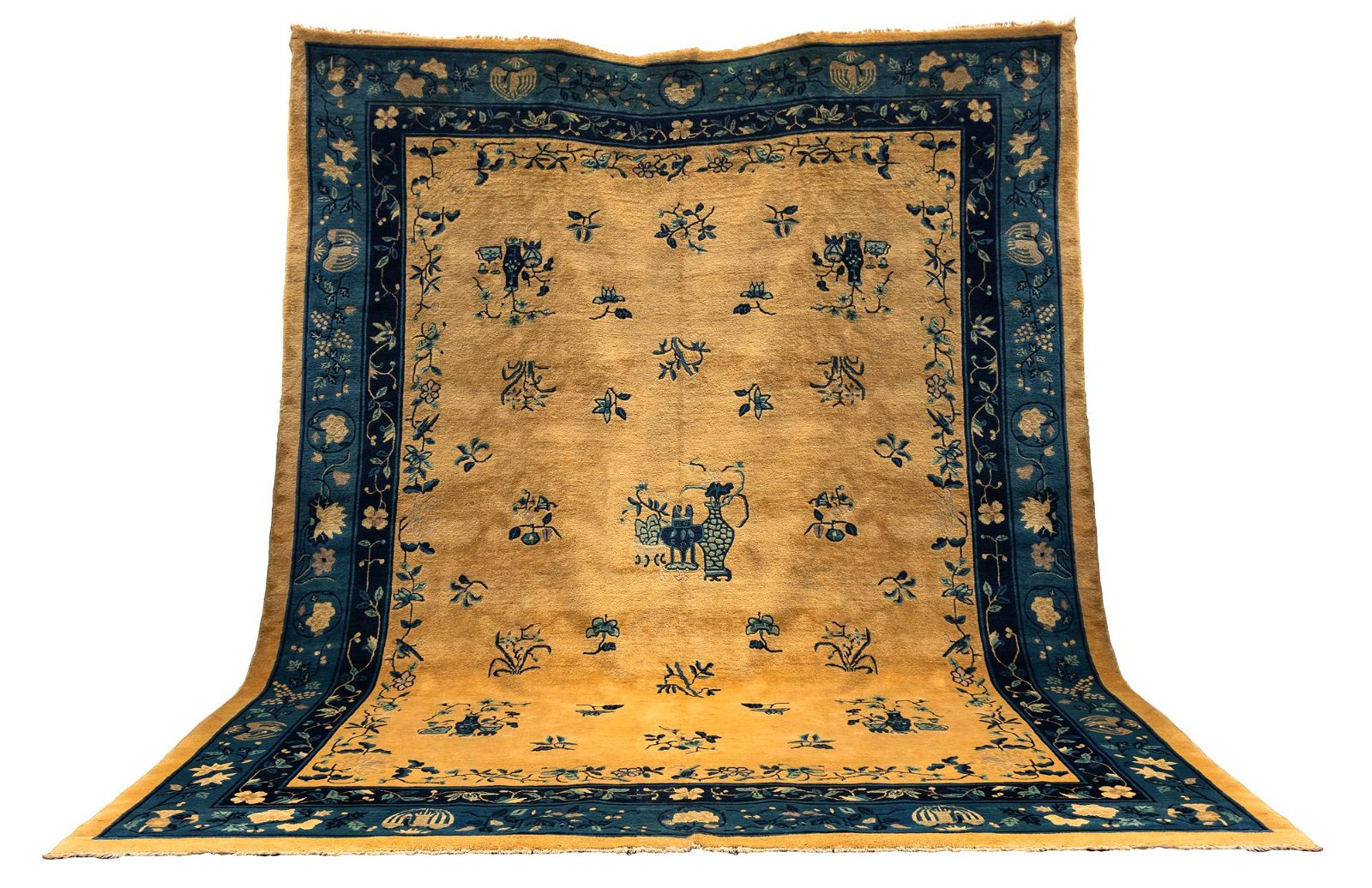 Fine Chinese Carpet
