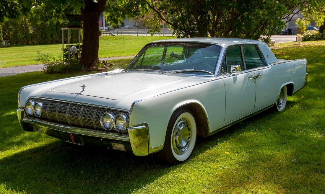 1964 Lincoln Continental Town Car