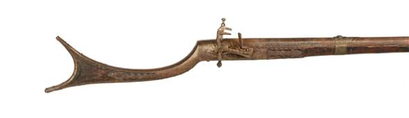 Early Middle Eastern Long Gun