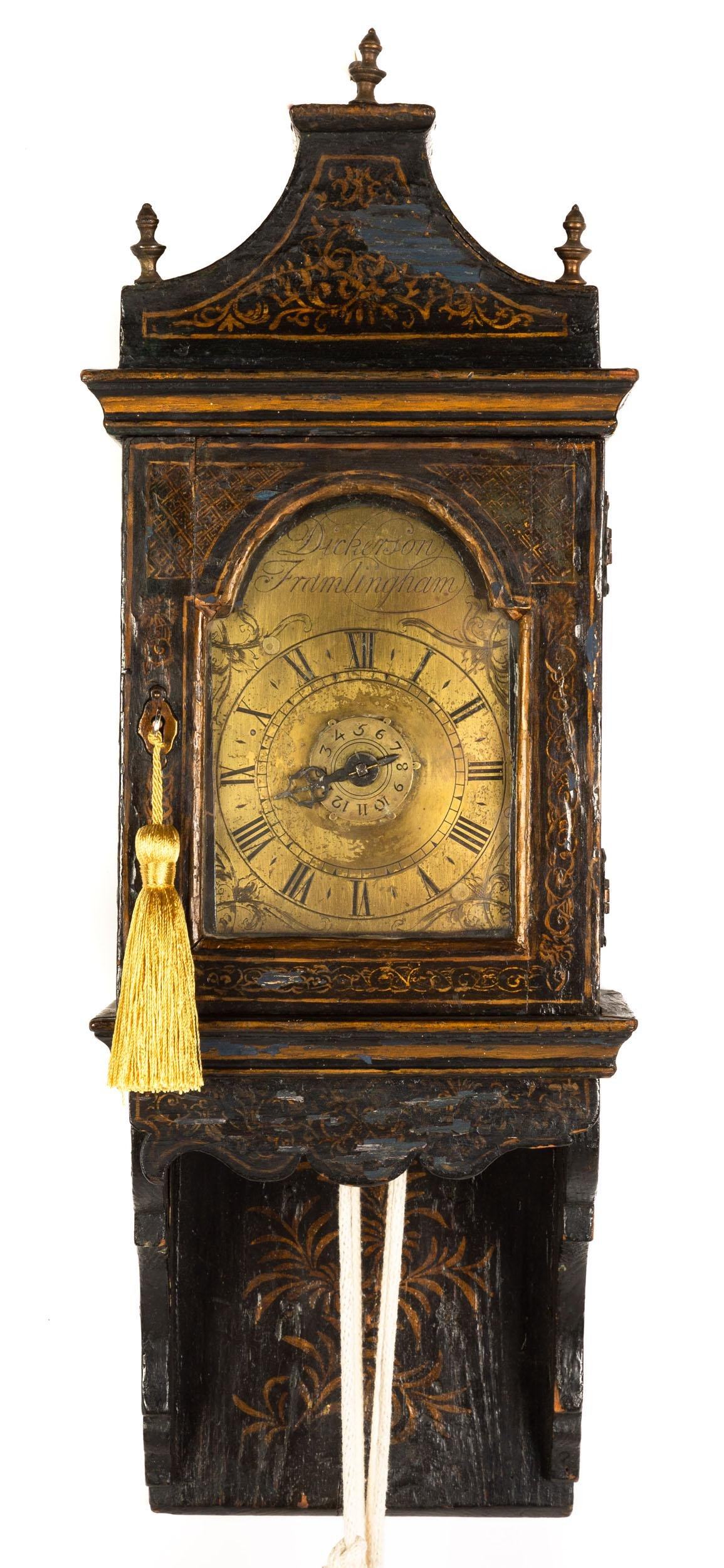 Early English Bracket Clock