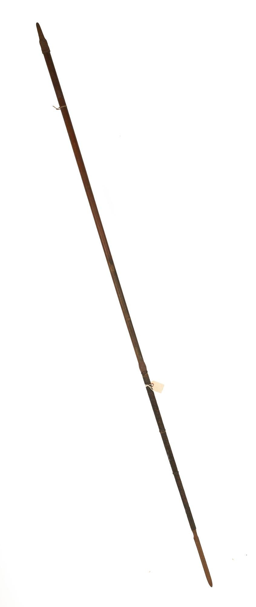 Early Chinese Spear