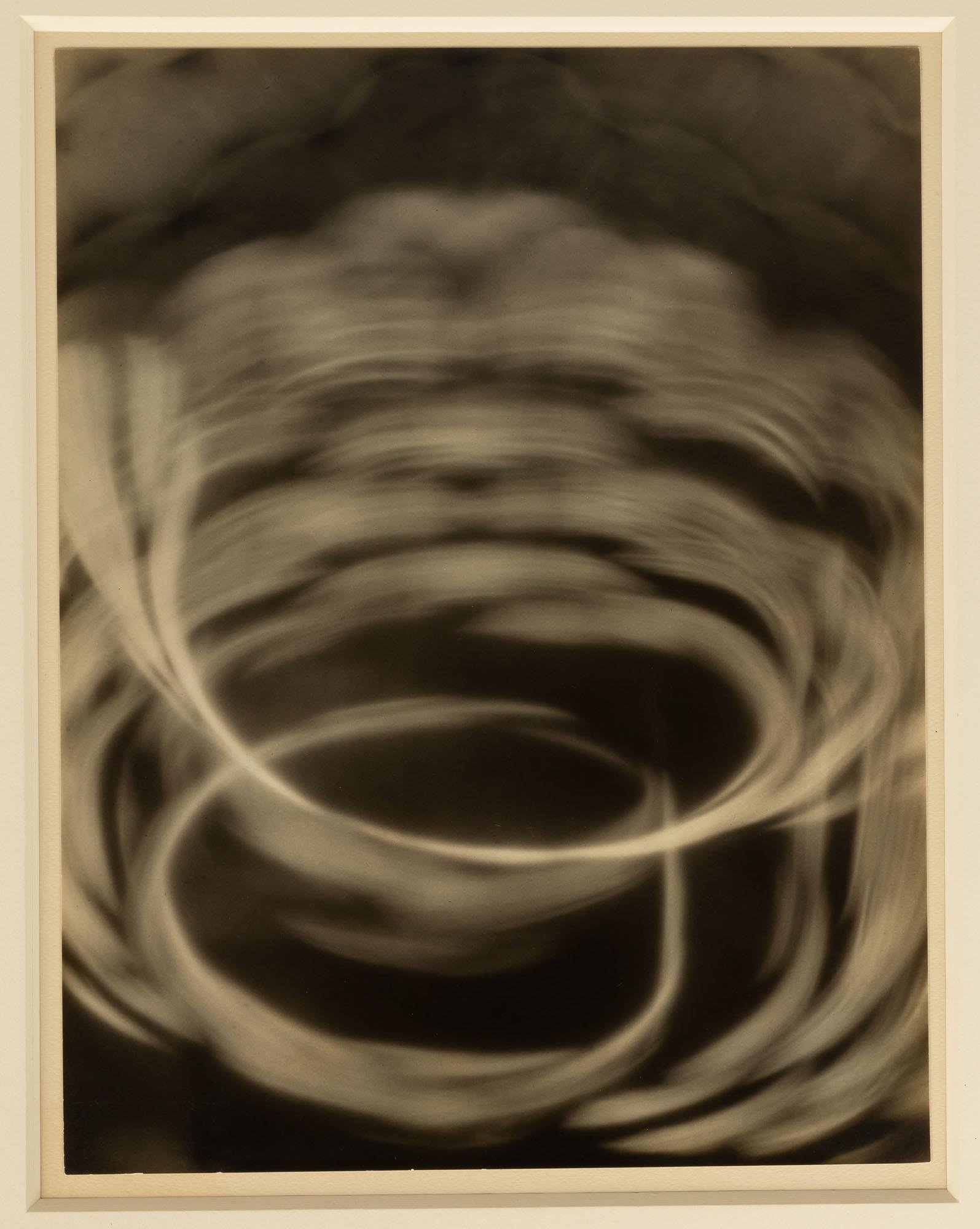 """Edward Quigley, """"Coils: Light Abstraction"""""""