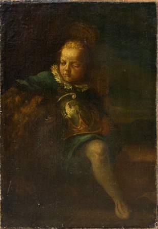 18th Century, Venetian School, Portrait of a Young Boy