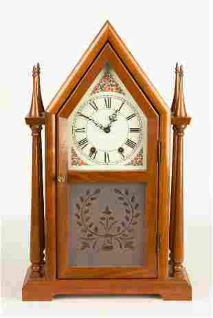 Contemporary Steeple Clock