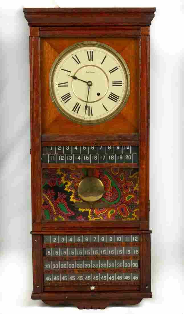 Seth Thomas Hotel Clock