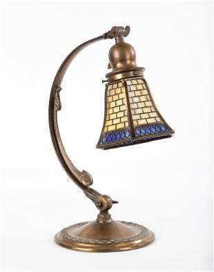Handel Arts & Crafts Desk Lamp