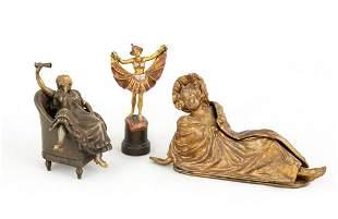 Austrian Bronze Naughty Girls