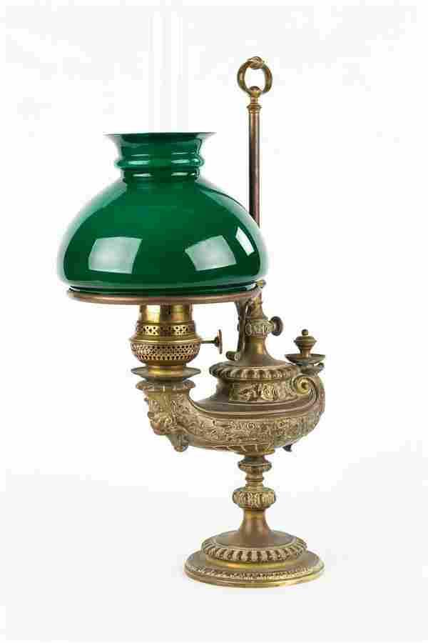 Tiffany & Co. Harvard Student Lamp