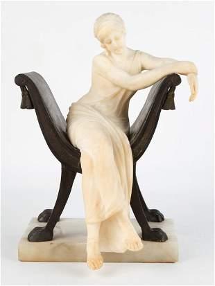 Antonio Frilli (Italian, 1860-1920) Classical Sculpture