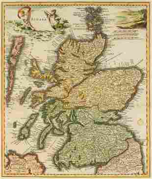 "Sealian Map of ""Scozia"""