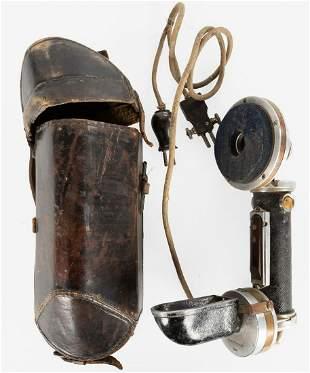 WWI German Field Telephone