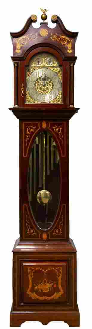 Elliott, London Musical Tall Case Clock