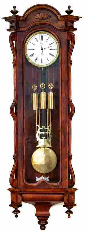 Austrian Grand Sonnerie Regulator