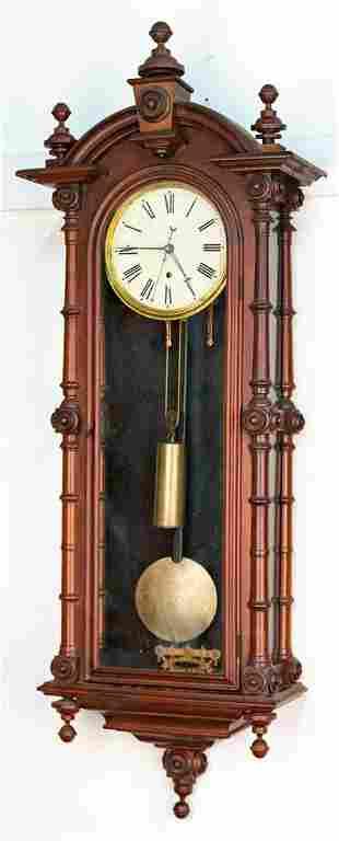 Rare Welch Patti Wall Clock