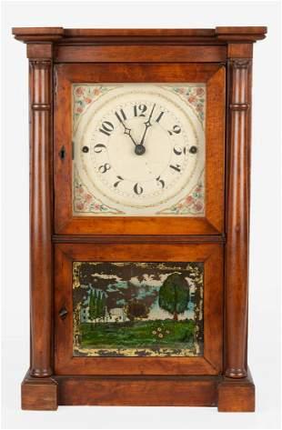 Rare Norris North Miniature Shelf Clock