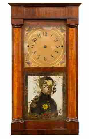 Rare Rodney Brace Shelf Clock