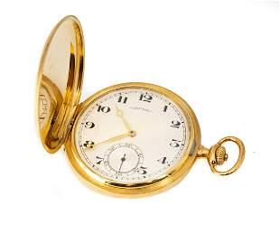 18K Gold Vacheron & Constantin Pocket Watch