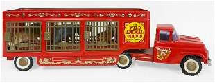 Buddy L Wild Animal Circus Truck