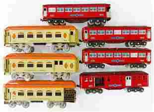 Lionel & MTH Standard Gauge Train Cars