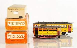 Minitoys Rapid Transit - O Gauge