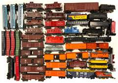 Lionel & New York Century Railways American Flyer Train