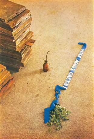 Joseph Beuys (German, 1921-1986) Vitex Agnus Castus