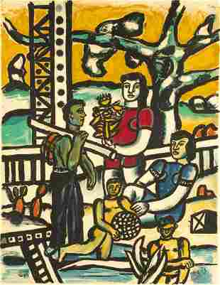 After Joseph Fernand Henri Léger (French, 1881-1955)