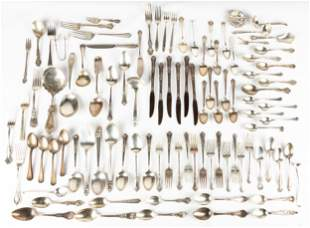 Group of Misc. Sterling Silver Flatware