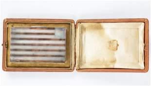 Cartier Sterling Silver Cigarette Case