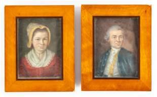 English Portrait Miniatures