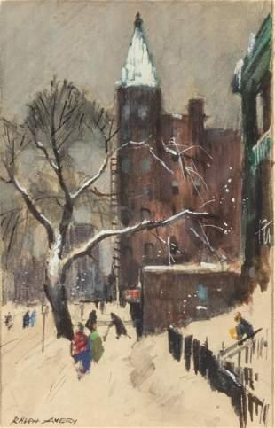Ralph Avery (American, 1906-1976)