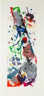 Sam Francis (American, 1923–1994) Untitled