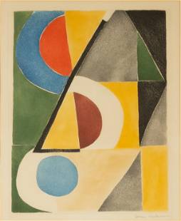 Sonia Delaunay (French/Ukrainian, 1885–1979)