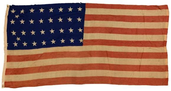 32 Star American Flag