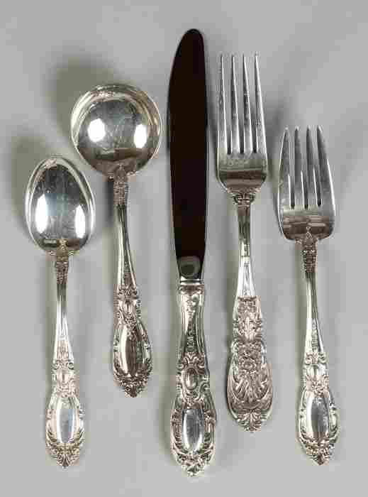 Towle Sterling Silver Flatware - King Richard pattern