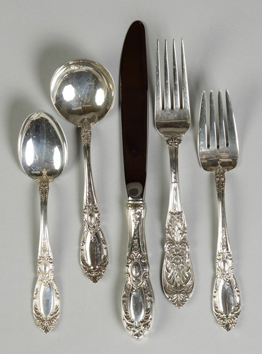 Towle Sterling Silver Flatware - King Richard pattern