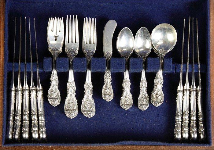 Reed & Barton Sterling Silver Flatware - Francis I Patt