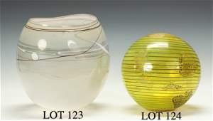 Dale Chihuly (American, B. 1941) Art Glass Bowl
